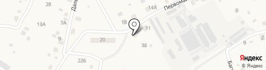 Онтарио на карте Атамановки
