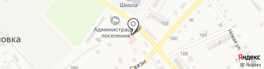 Аптечный склад, ГУП на карте Атамановки