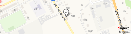 Жемчужина на карте Атамановки