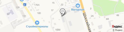 ЖКХ на карте Атамановки