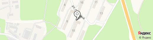 Т-Плат на карте Атамановки