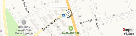 Платежный терминал на карте Атамановки