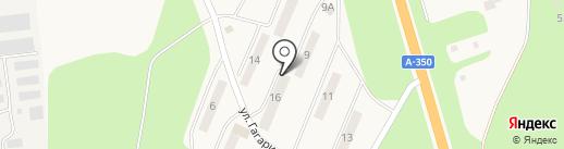 №4 на карте Атамановки