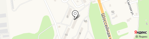 Торгово-монтажная компания на карте Атамановки
