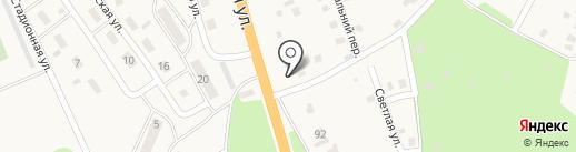 Автосервис на карте Атамановки