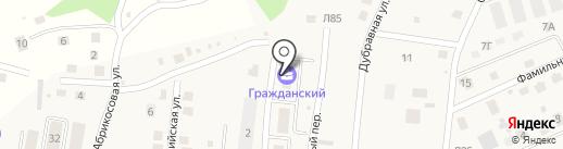 Гражданский на карте Чигирей