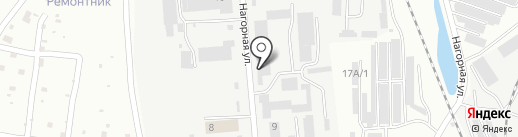 Кенгуру на карте Благовещенска