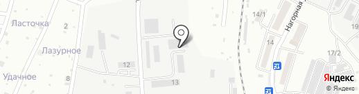 Пчёлкин дом на карте Благовещенска