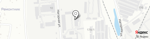 AutoMaster на карте Благовещенска