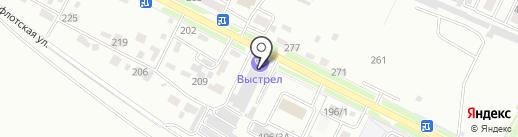 Стоматологический кабинет на карте Благовещенска
