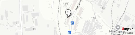 Орион, магазин косметики на карте Благовещенска