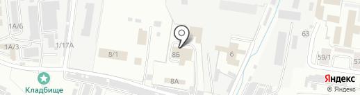 Спецсталь на карте Благовещенска