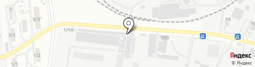 Автосервис на карте Благовещенска