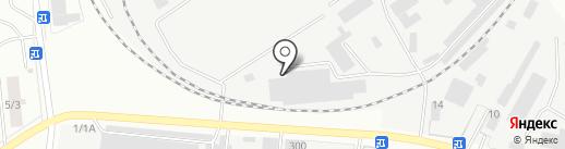 Грасп на карте Благовещенска