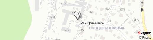 KIDSFM Благовещенск на карте Плодопитомника