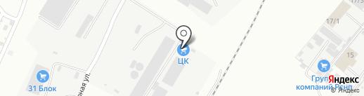 Орион на карте Благовещенска