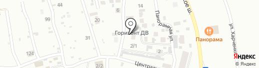 Горизонт на карте Плодопитомника