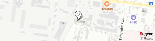 ЭКСПРЕСС-АВТО на карте Благовещенска