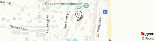 Амурплодсемпром на карте Плодопитомника