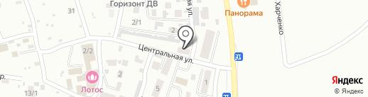 АвтоFood на карте Плодопитомника