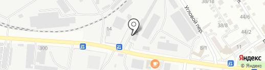 Дом для гостей на карте Благовещенска