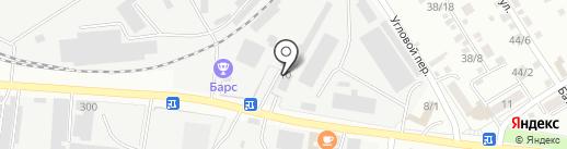 ВОСТОК-СЕРВИС на карте Благовещенска