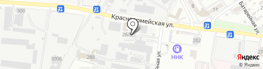ВИП ИНЖЕНЕРИНГ на карте Благовещенска