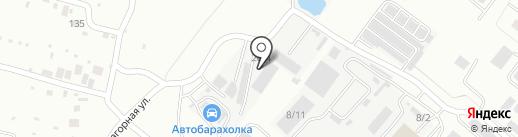 ТЕХНОстрой на карте Благовещенска