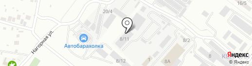 Азбука Тентов, компания по производству термоматов на карте Благовещенска