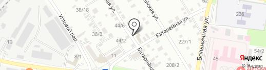 DDV-Resto на карте Благовещенска
