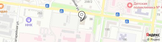 АвтоАльянс на карте Благовещенска