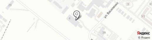 Автогрузсервис на карте Благовещенска