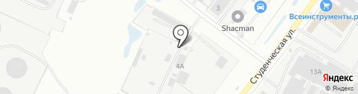 РусФин на карте Благовещенска