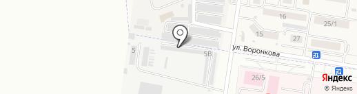 АвтоТюнинг на карте Благовещенска