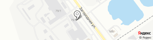 Супермаркет заборов на карте Благовещенска