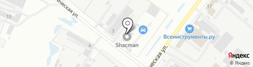 Мартовский кот на карте Благовещенска
