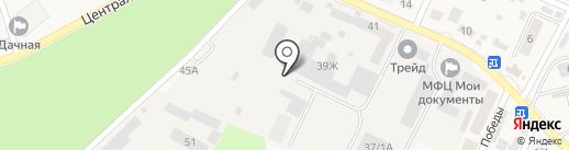 ГеоТрансСервис на карте Чигирей