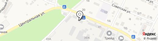 Барокко на карте Чигирей