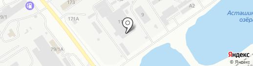 Дальэлектромонтаж на карте Благовещенска