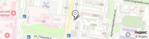 Upgrade на карте Благовещенска