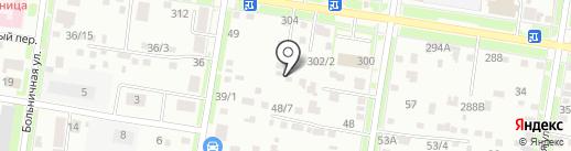 Компания по сдаче квартир внаем на карте Благовещенска