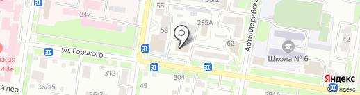 Z-Labs на карте Благовещенска