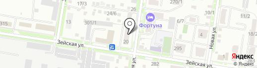 Ice Medical на карте Благовещенска