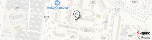 Амурский центр слуха на карте Благовещенска