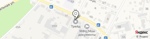АмурСпецПоставка на карте Чигирей