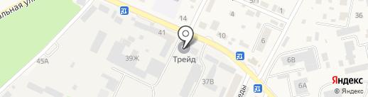 СпецКрафтМашины на карте Чигирей
