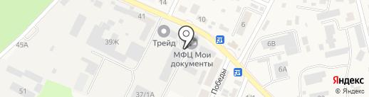 Прометалл на карте Чигирей