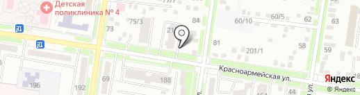 Клининг Групп на карте Благовещенска