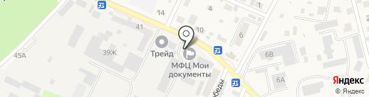 Администрация Чигиринского сельсовета на карте Чигирей