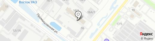 АвтоДор на карте Благовещенска